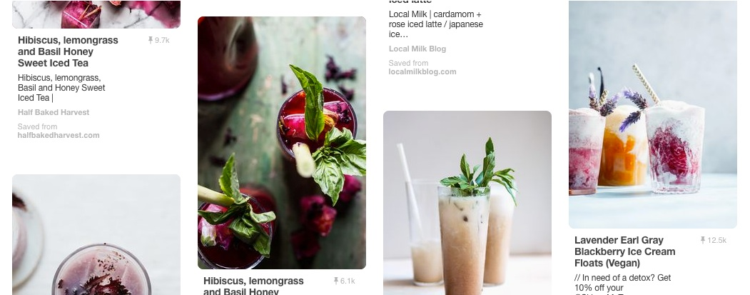 Here's a taste of our secret summer pinterest board, which you get access to for free when you sign up for this package!