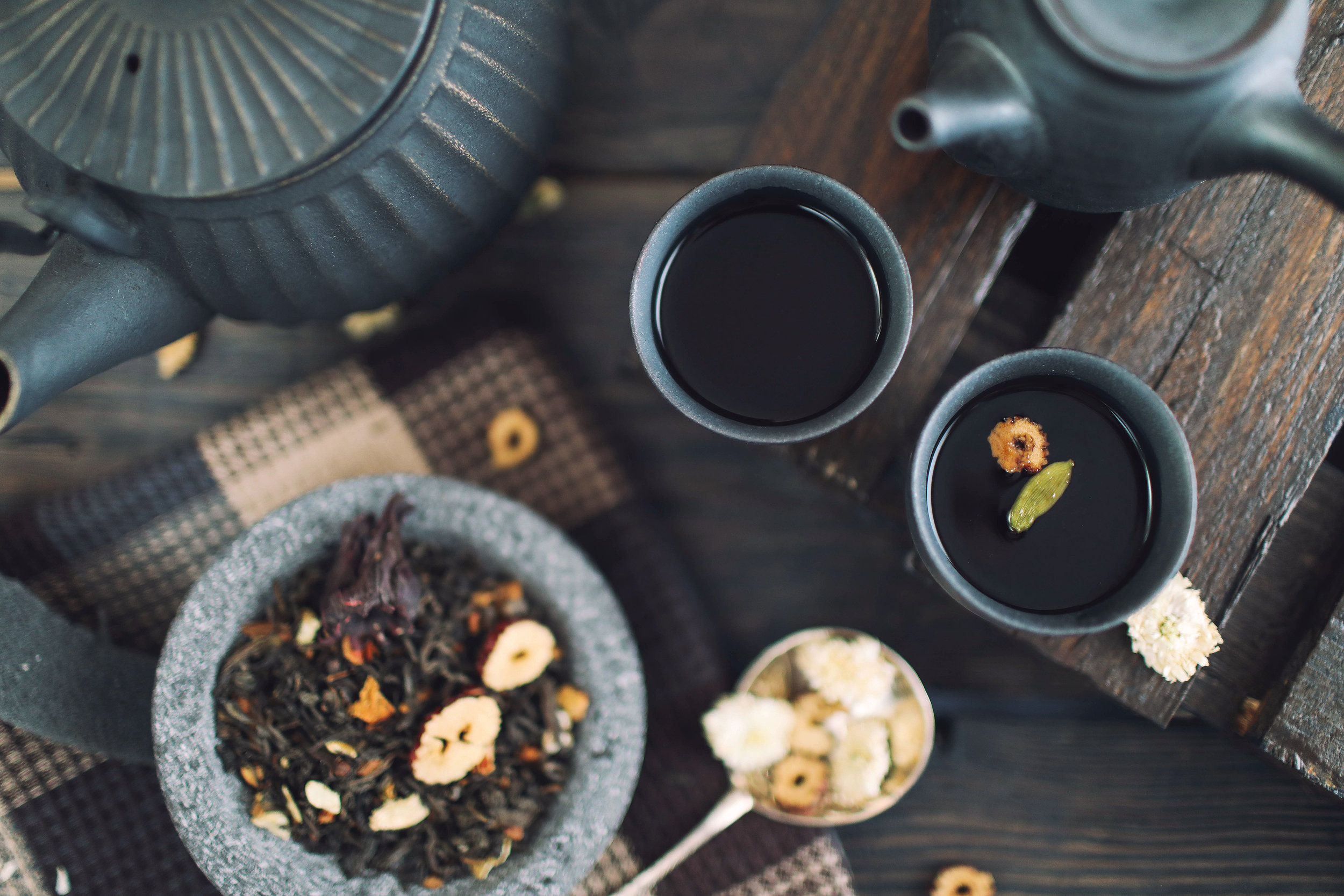Discover the French art of aromatized teas and bring the taste of Paris into your tea business!