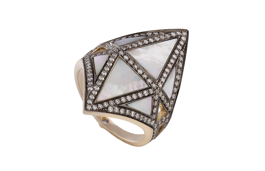 Nellum Ring from the Krystallos Collection