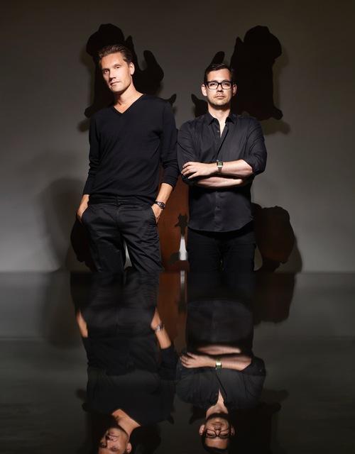 Patrik Fredrikson and Ian Stallard / Photo: Petr Krejci