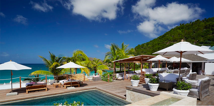 St Barths Today - The Cheval Blanc Hotel