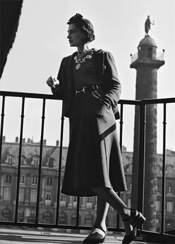 Coco Chanel at the Ritz Paris