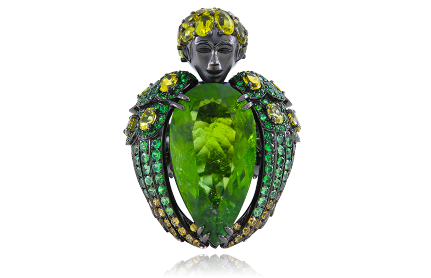 Ring, 'Queen of Sheba', POA