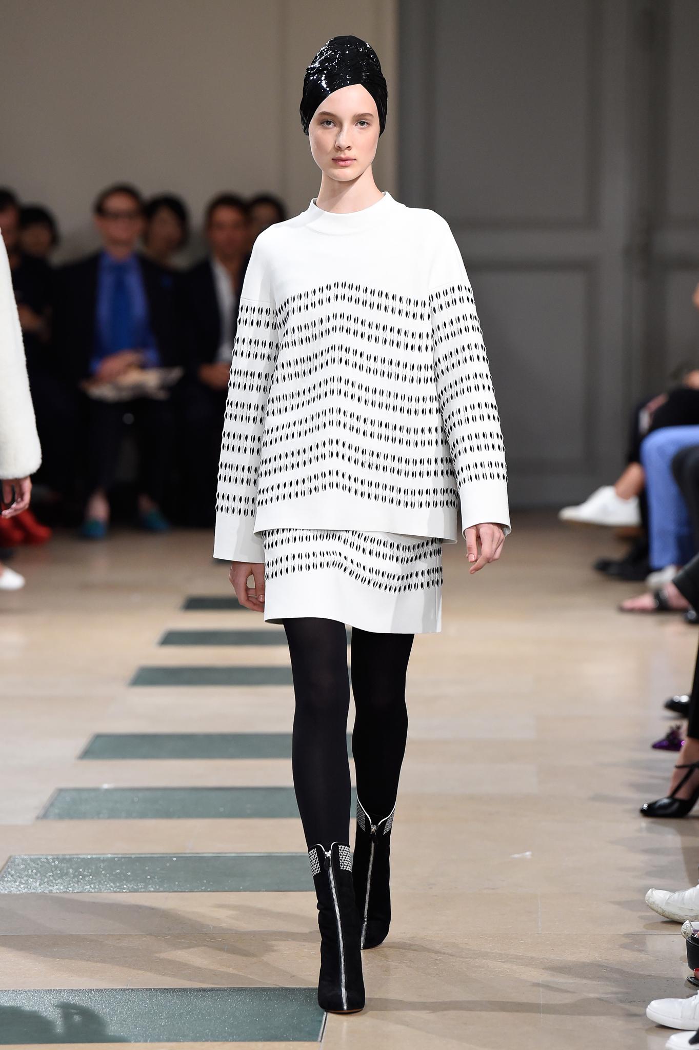 alaia fall 2017 couture