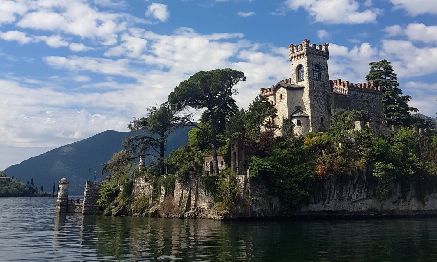 Castello di Bornato, one of Franciacorta's impressive medieval castles / Photo: musement.com