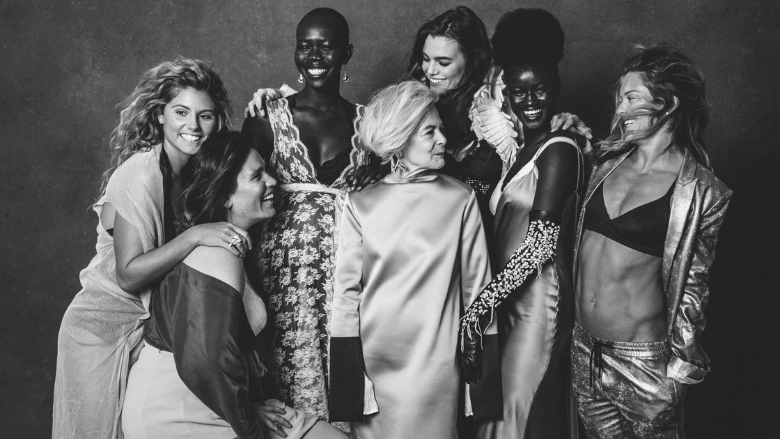 """All Woman Project's """"Everyday Heroes"""" / Photo: vogue.com"""