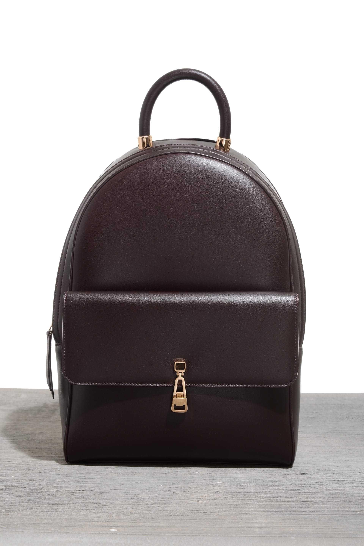 Gabriela Hearst Billie bag in bordeaux, $3,295, at Bergdorf Goodman and Net-a-Porter