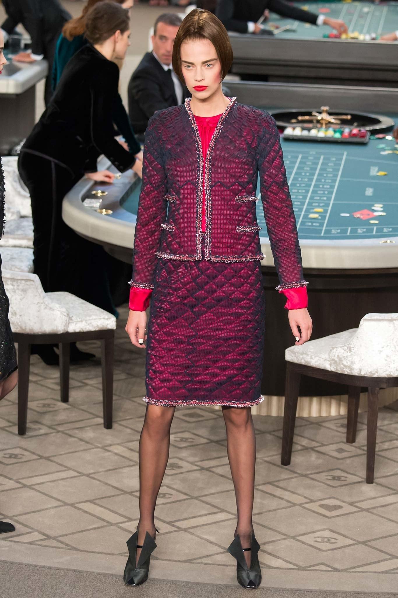 Chanel Haute Couture AW15 / Photo: vogue.com