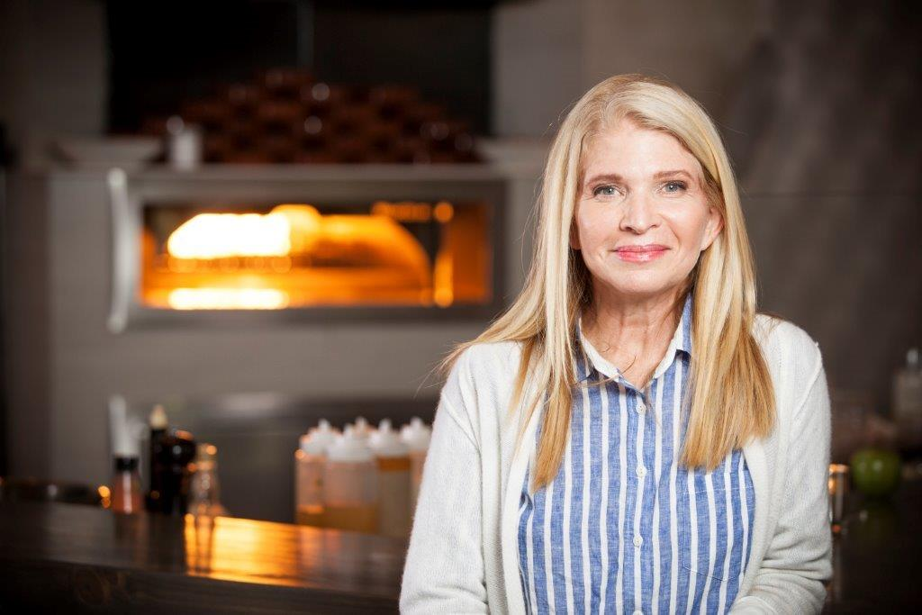 Indianapolis-based restaurateur Martha Hoover.