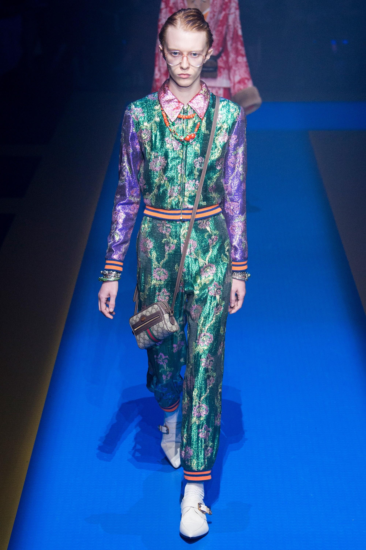 Gucci SS18 / Photo: vogue.com