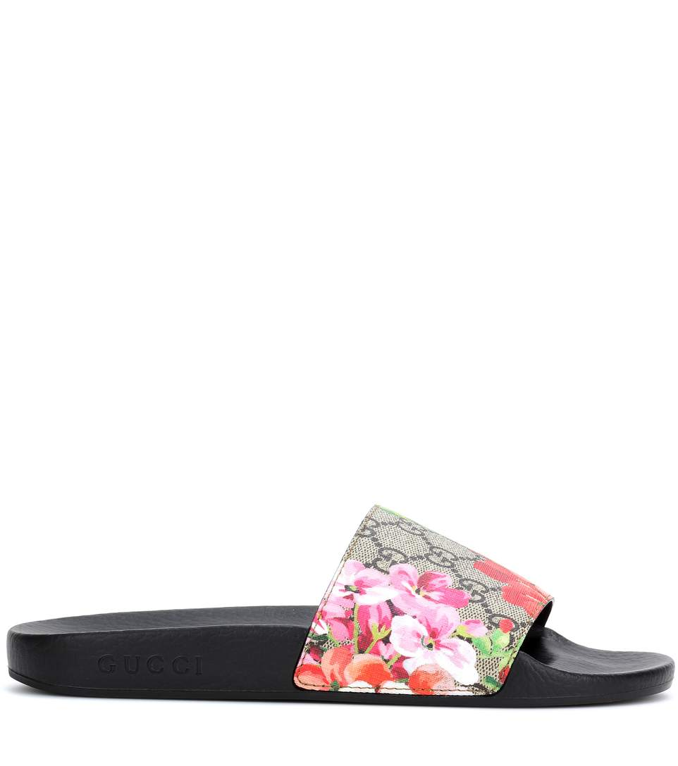 Gucci's GG Blooms Supreme Sandal was ranked the top searched for product of the year.
