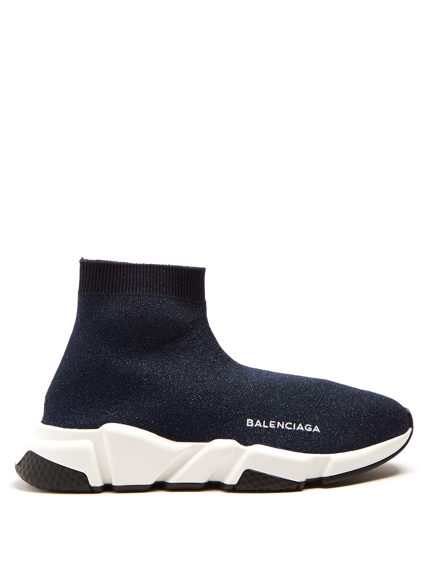 Ranked the second most searched for product of 2017 was Balenciaga's Speed Trainers.
