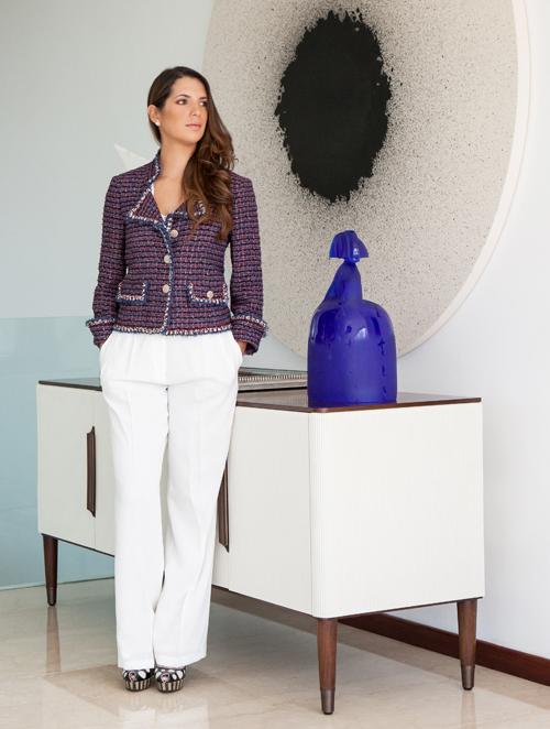 Co-founder Jessica Macias / Photo: designfizz.com
