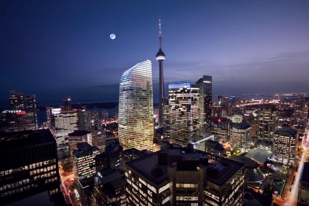 Toronto Sustainable Skyscraper