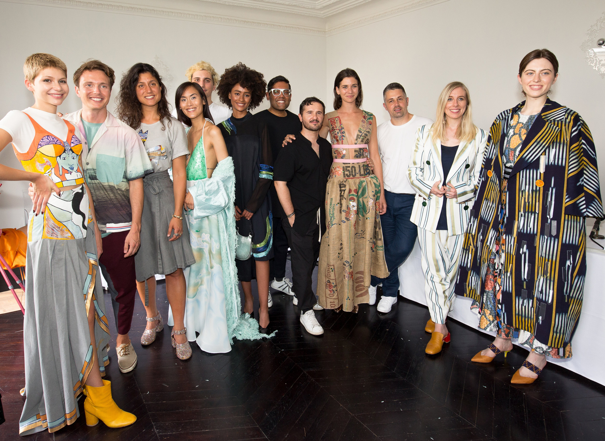 The 2018 finalists and their winning looks.