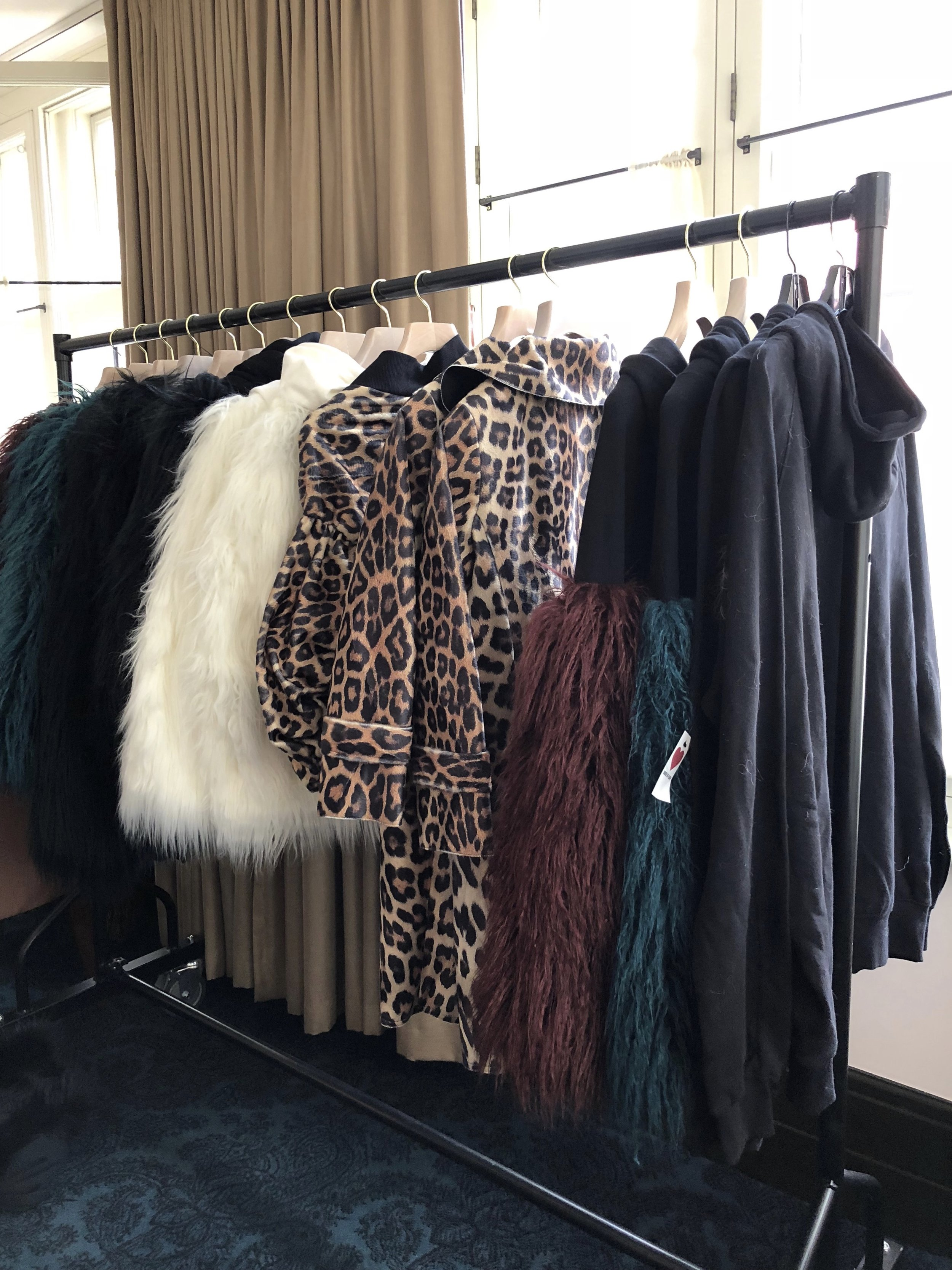 House Of Fluff London Trunk Show