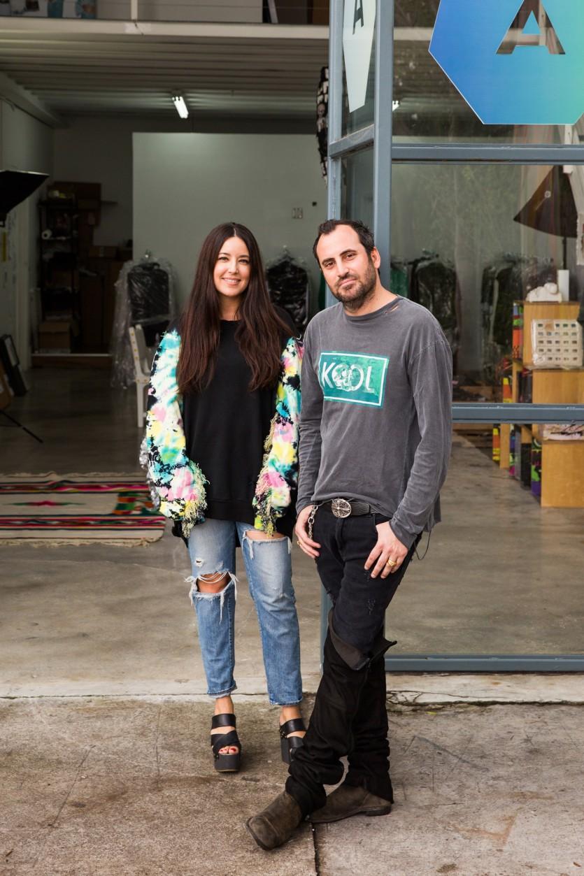 Company founders Erika and Roma Cohen / Photo: Alec Kugler.