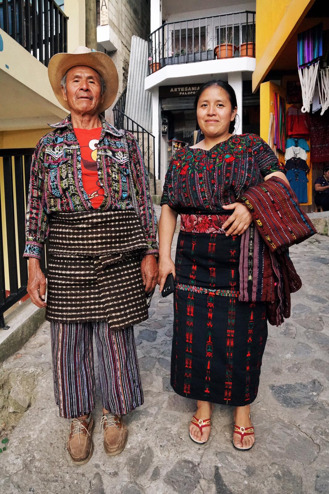 There are over a million handicraft producers in Guatemala.