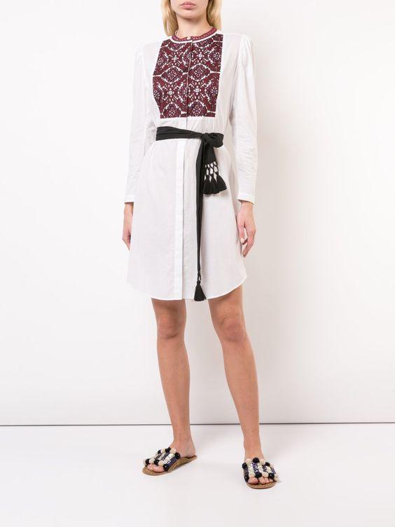 FIGUE  Perine Dress  £350
