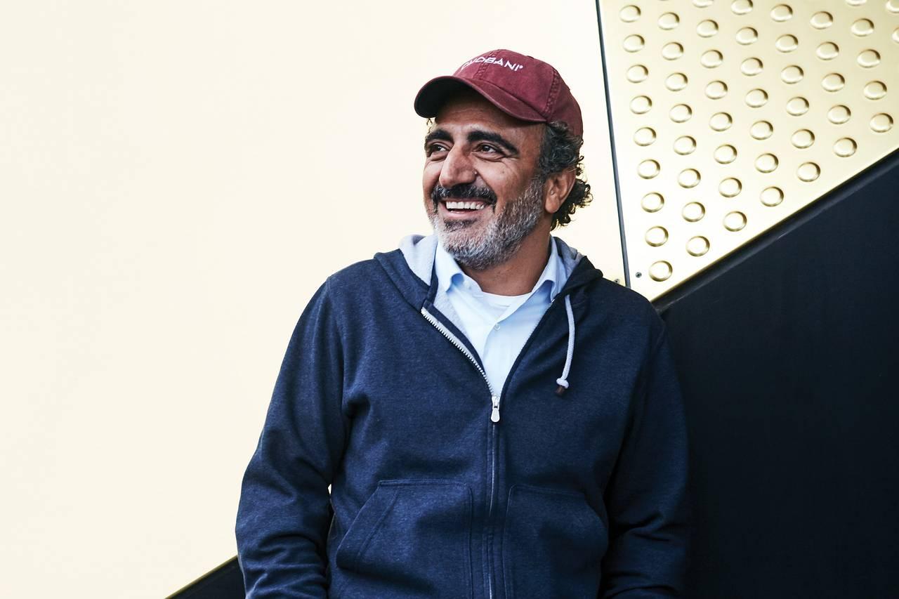 Entrepreneur and humanitarian Hamdi Ulukaya / Photo: Wall Street Journal.