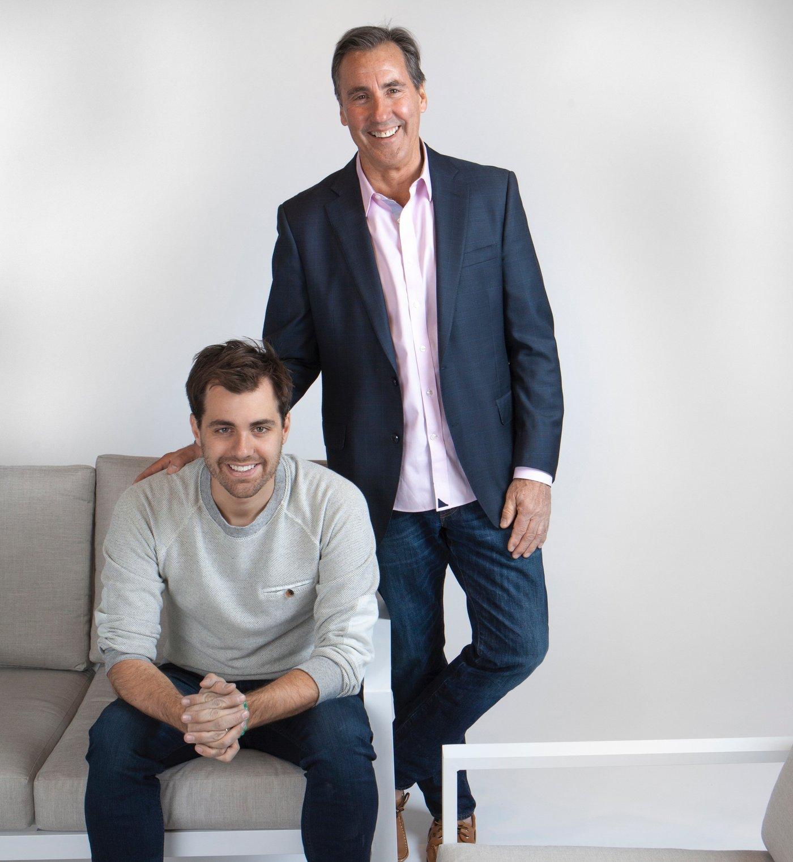 Yardbird co-founders Jay and Bob Dillon.