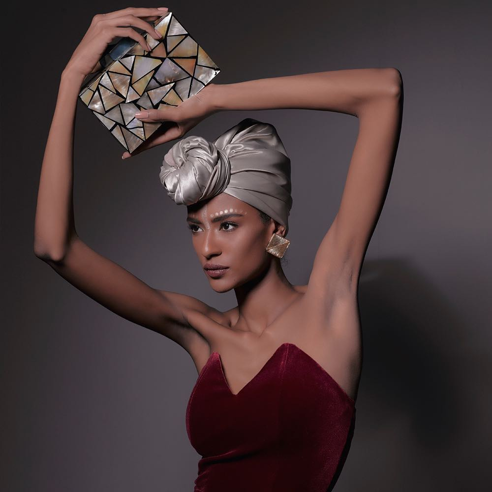 Egypt-based Sadafa, whose accessories are all handmade, is among the finalists for the Accessories award.