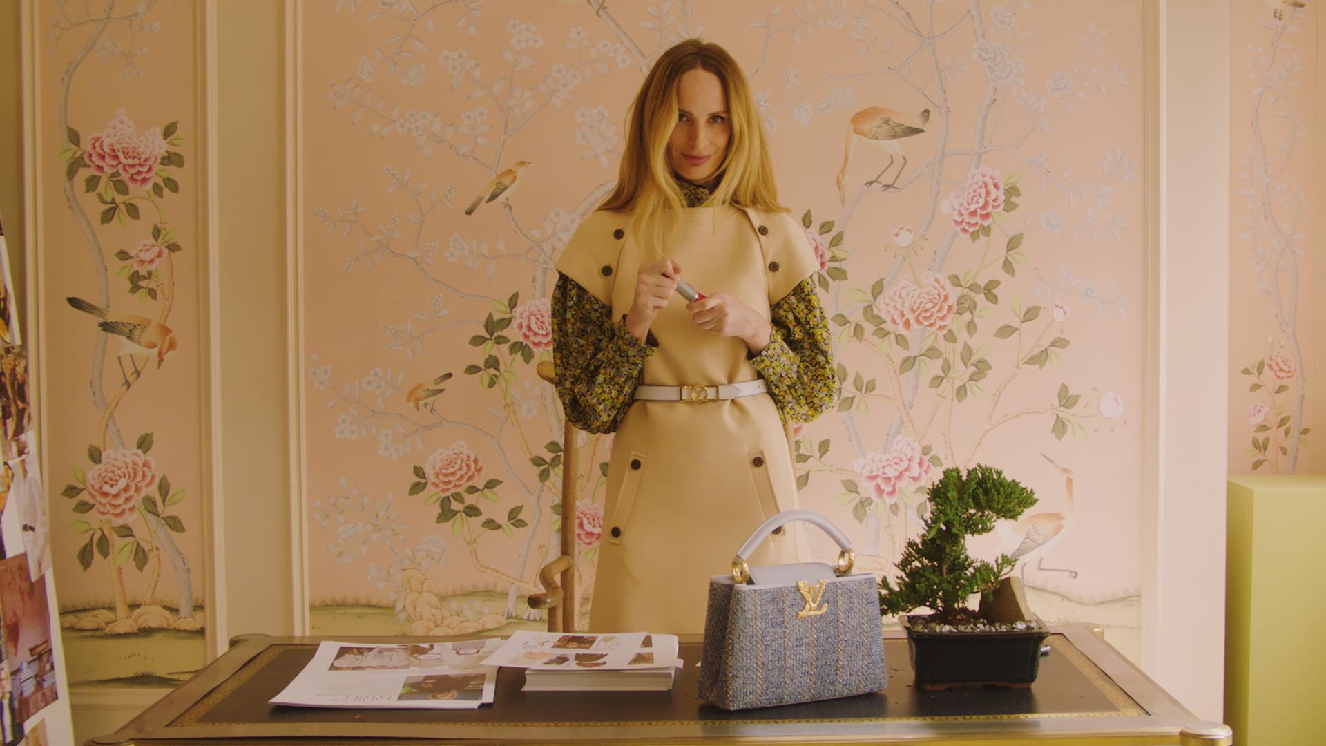 Lauren Santo Domingo x Louis Vuitton