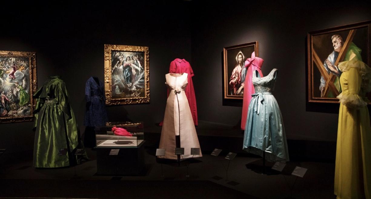 Balenciaga exhibition