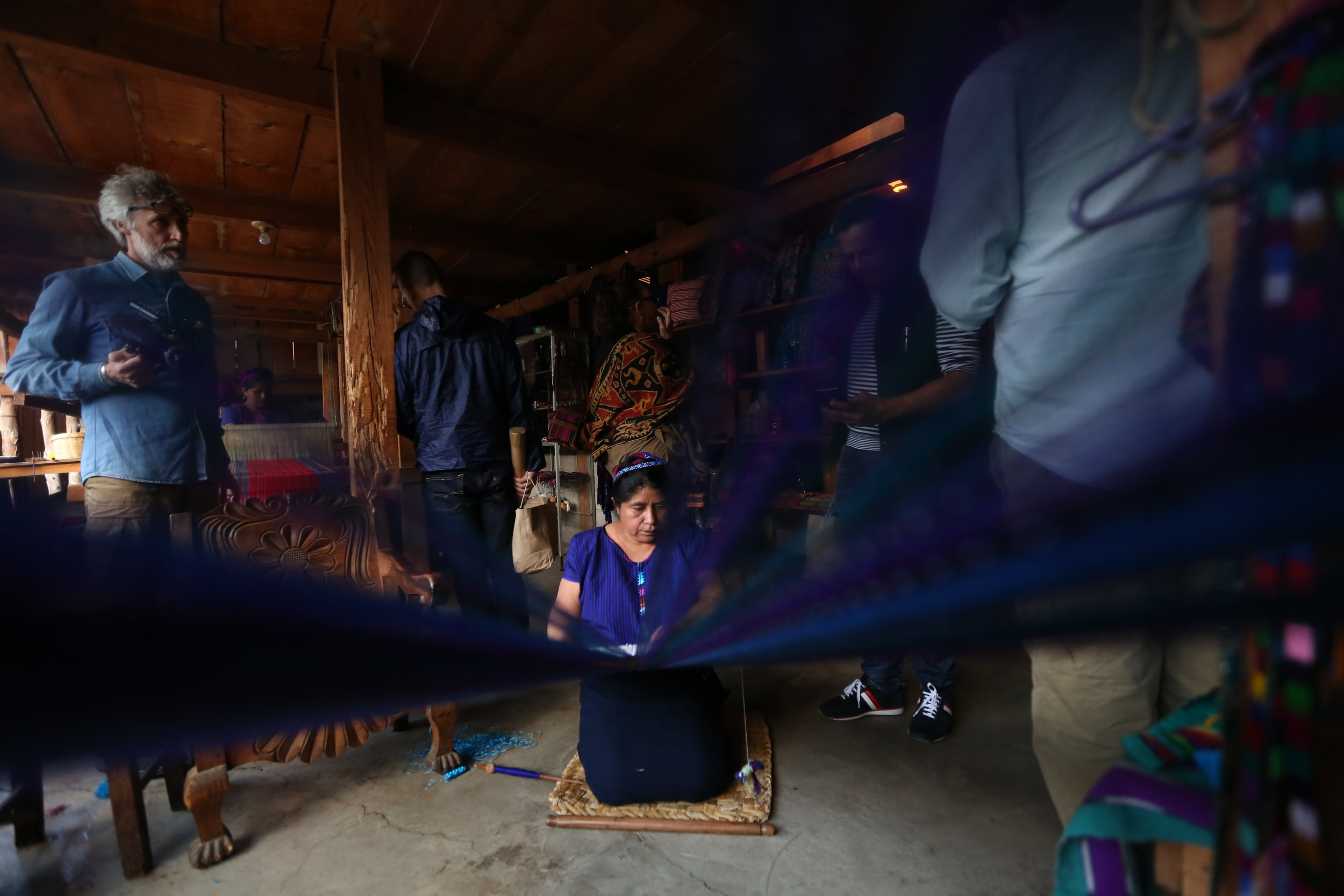 Guatemala is home to one million artisans.