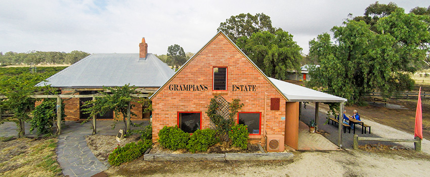 Grampians Estate Cellar Door