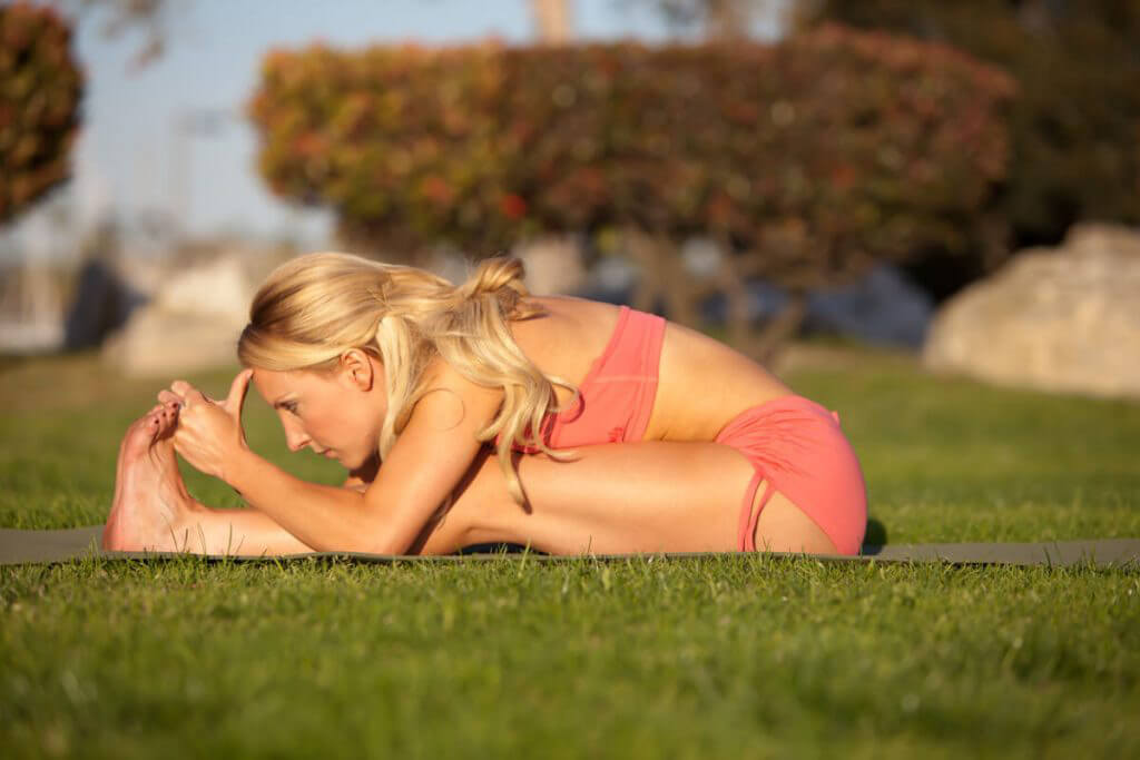Yoga can help with creating a better body image. Stop hating on yourselves!