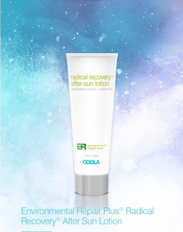 My skin thanked me for using this. Radical Recovery After-Sun Lotion by COOLA