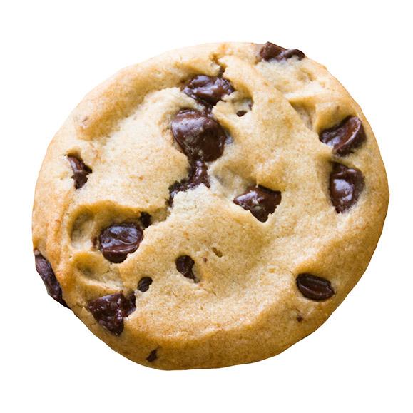 Vegan Chocolate Chip Insomnia Cookie