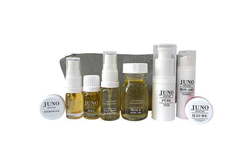 Juno Skincare vegan skincare gift set