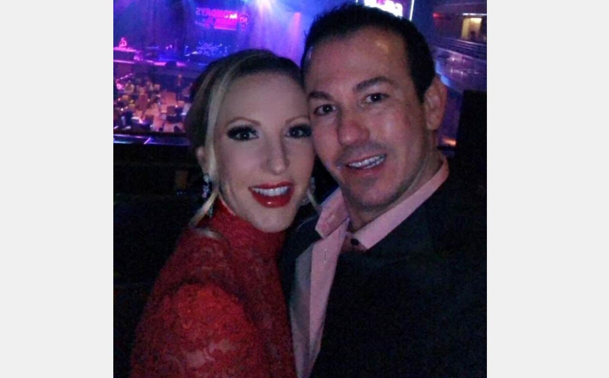 At Mondays Dark Charity Gala Las Vegas