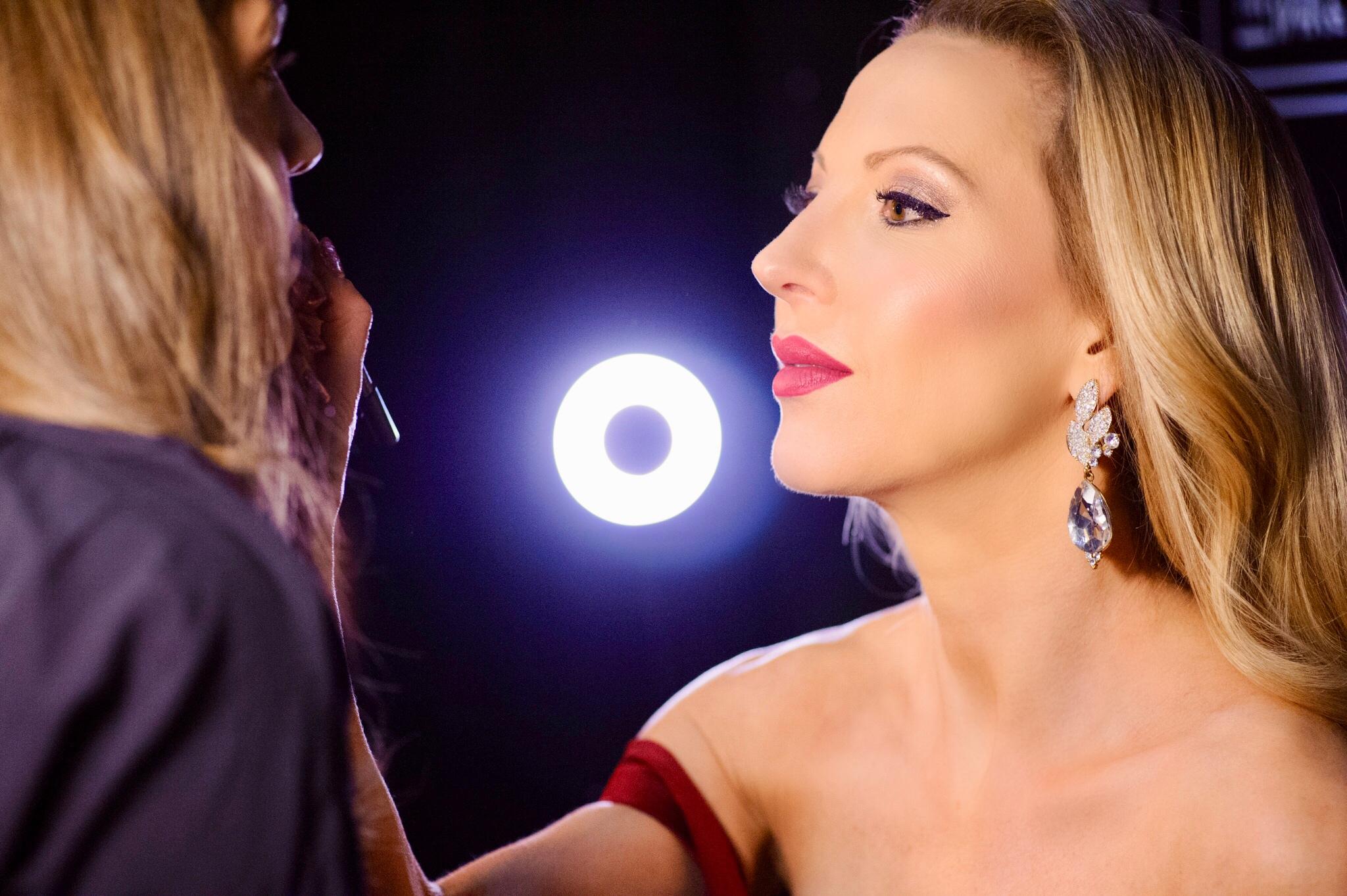 Dawes Custom Cosmetics Makeup Application Vegas