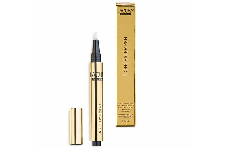 Aldi's Cruelty-Free Touche Eclat Dupe: Lacura Cashmere Concealer Pen 2.99