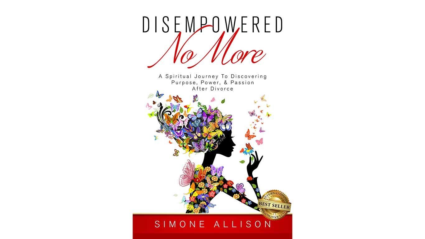 Disempowered No More Book  spiritual journey illustration