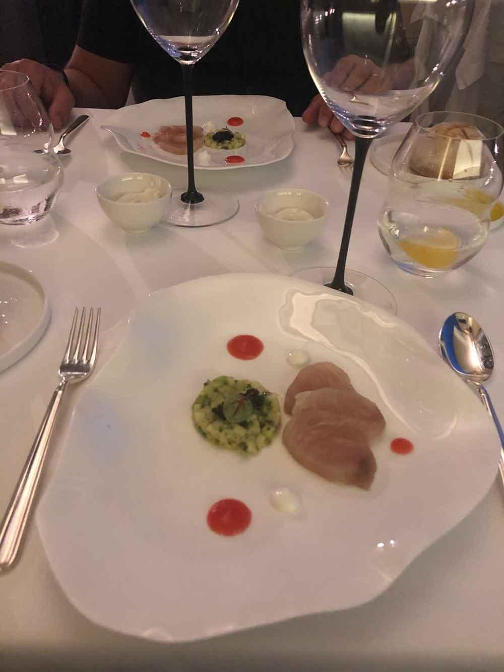 Dinner Borgo San Jacopo Florence