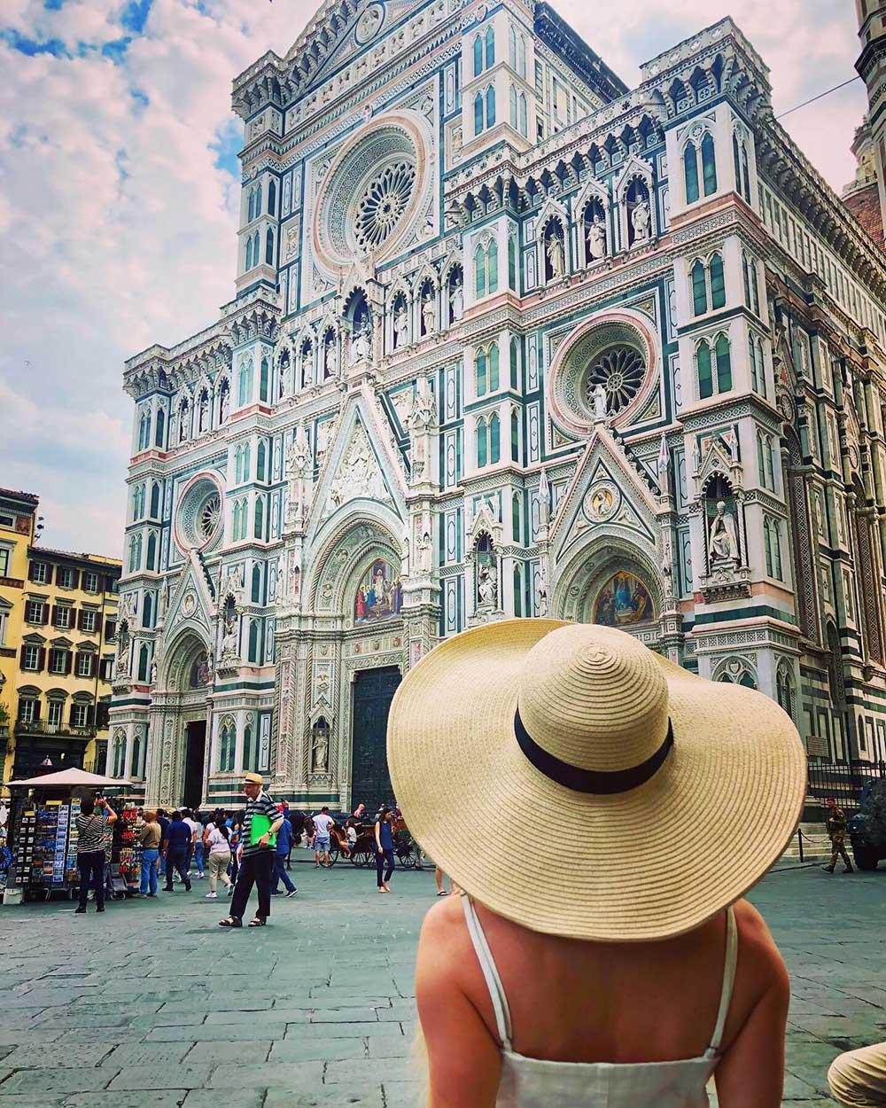Florence Duomo Eve Dawes