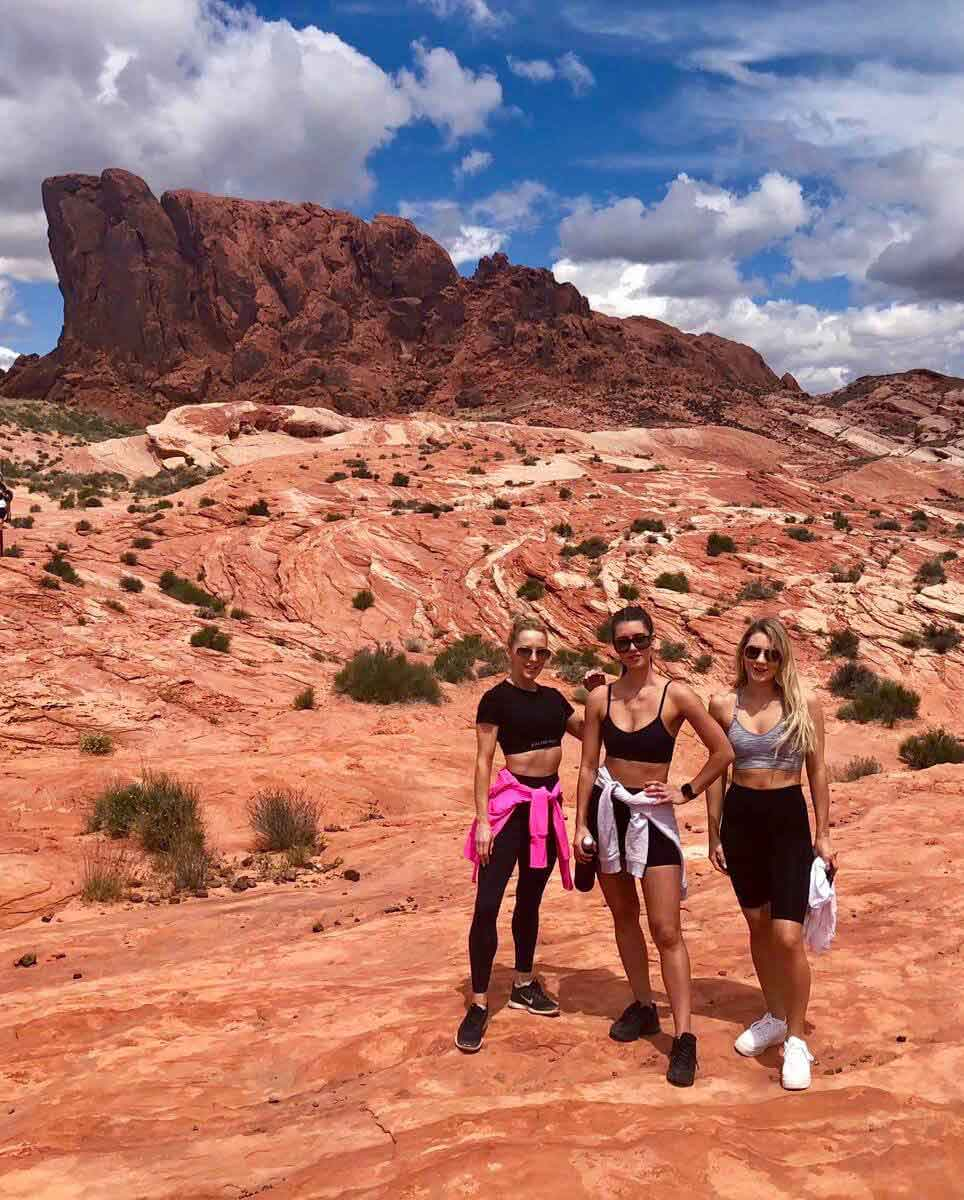 Valley of Fire Waves