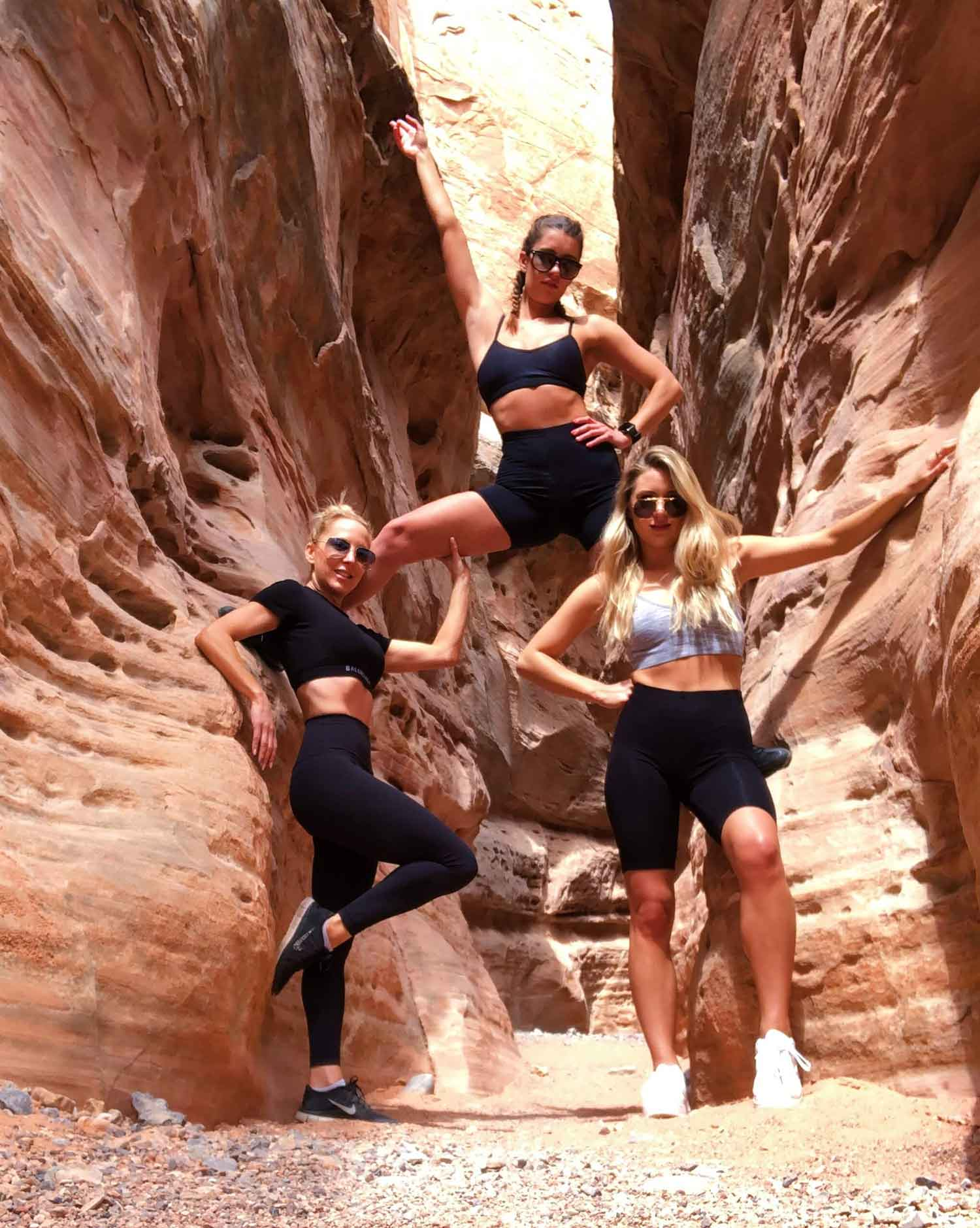 Valley of Fire Slot Canyon