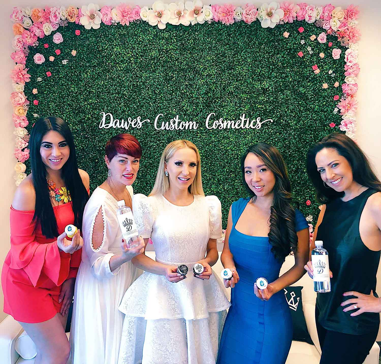 Bachelorette Party Beauty Service Vegas