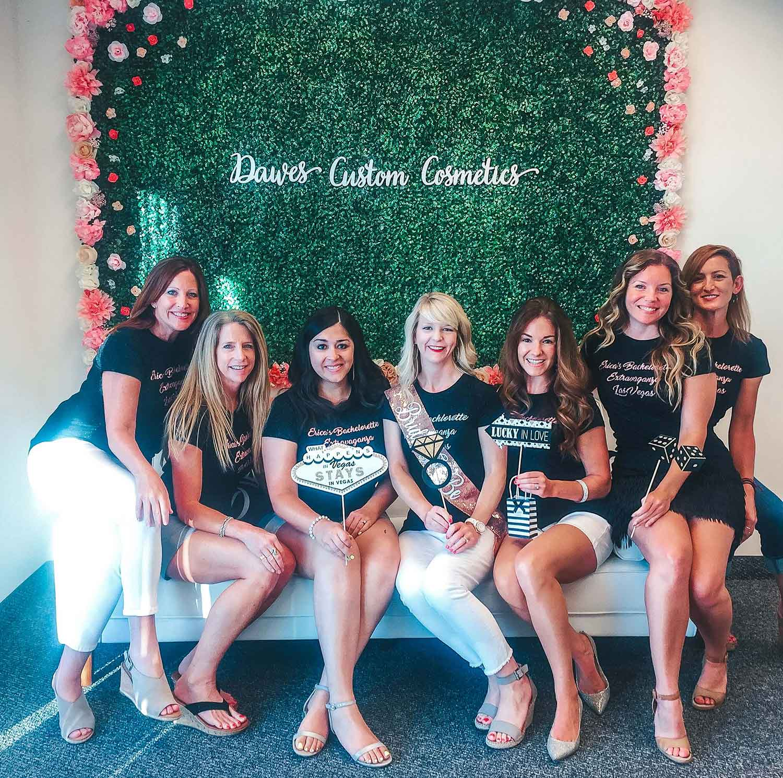 Vegas Makeup Bar Best Place Instagram Photo