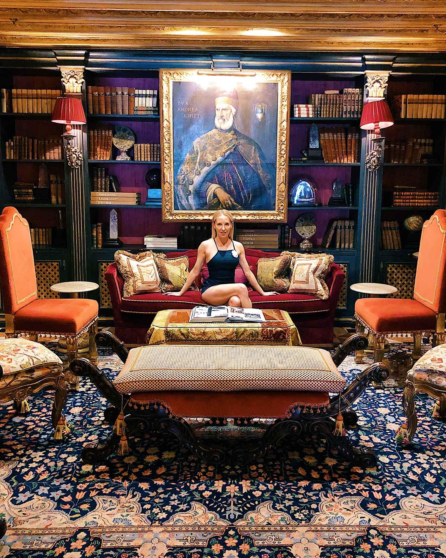 Inside the Gritti Palace Luxury Hotel Venice
