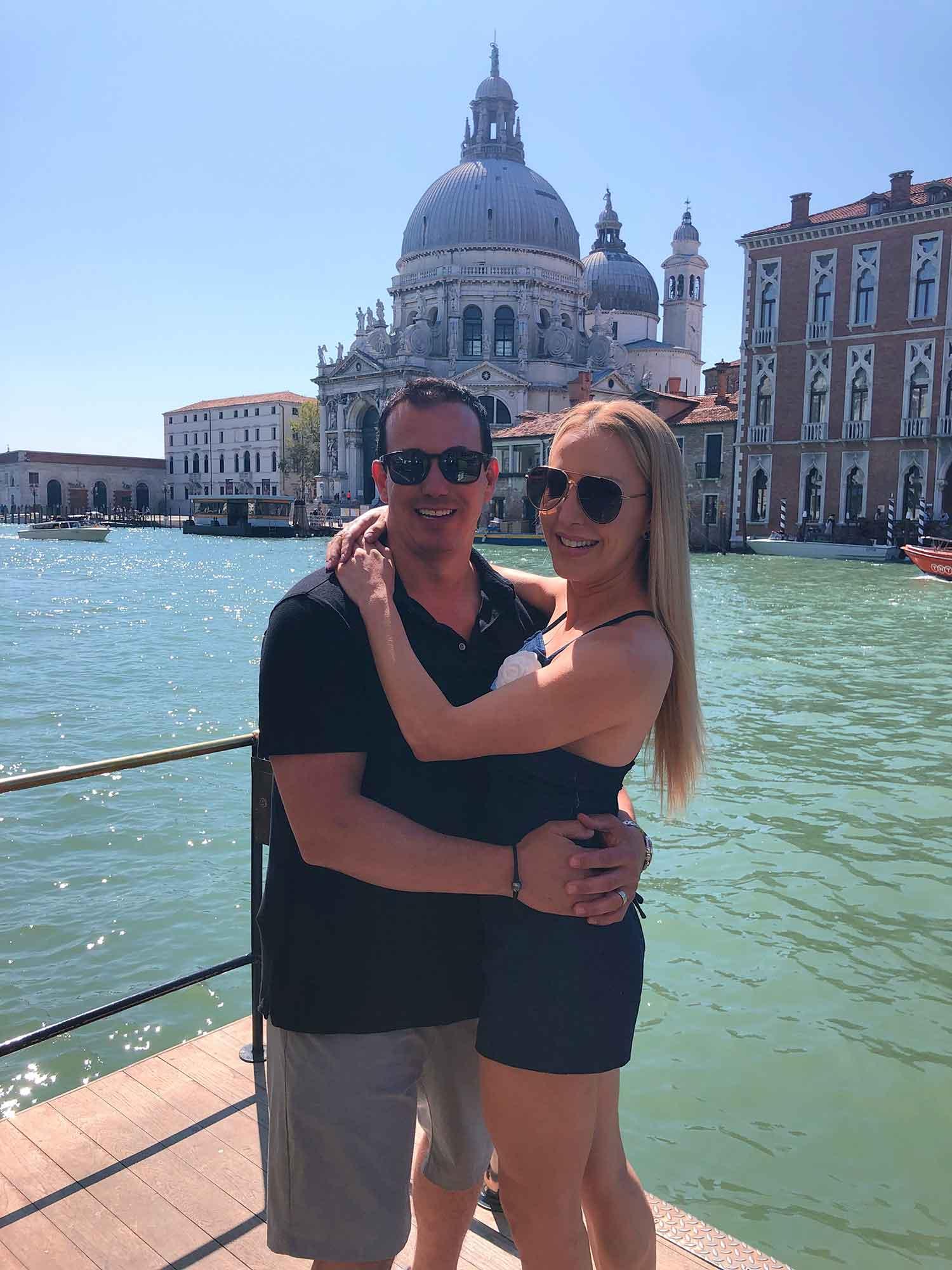 Luxury hotel Venice Gritti Palace Romantic couple 5* Hotel