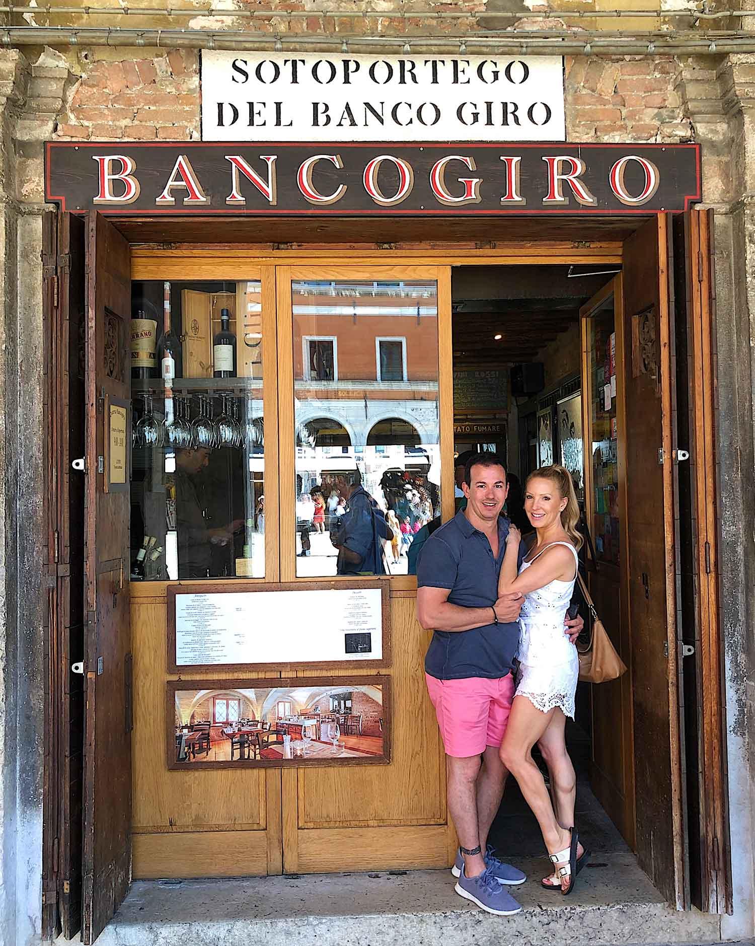 Venice authentic cicchetti