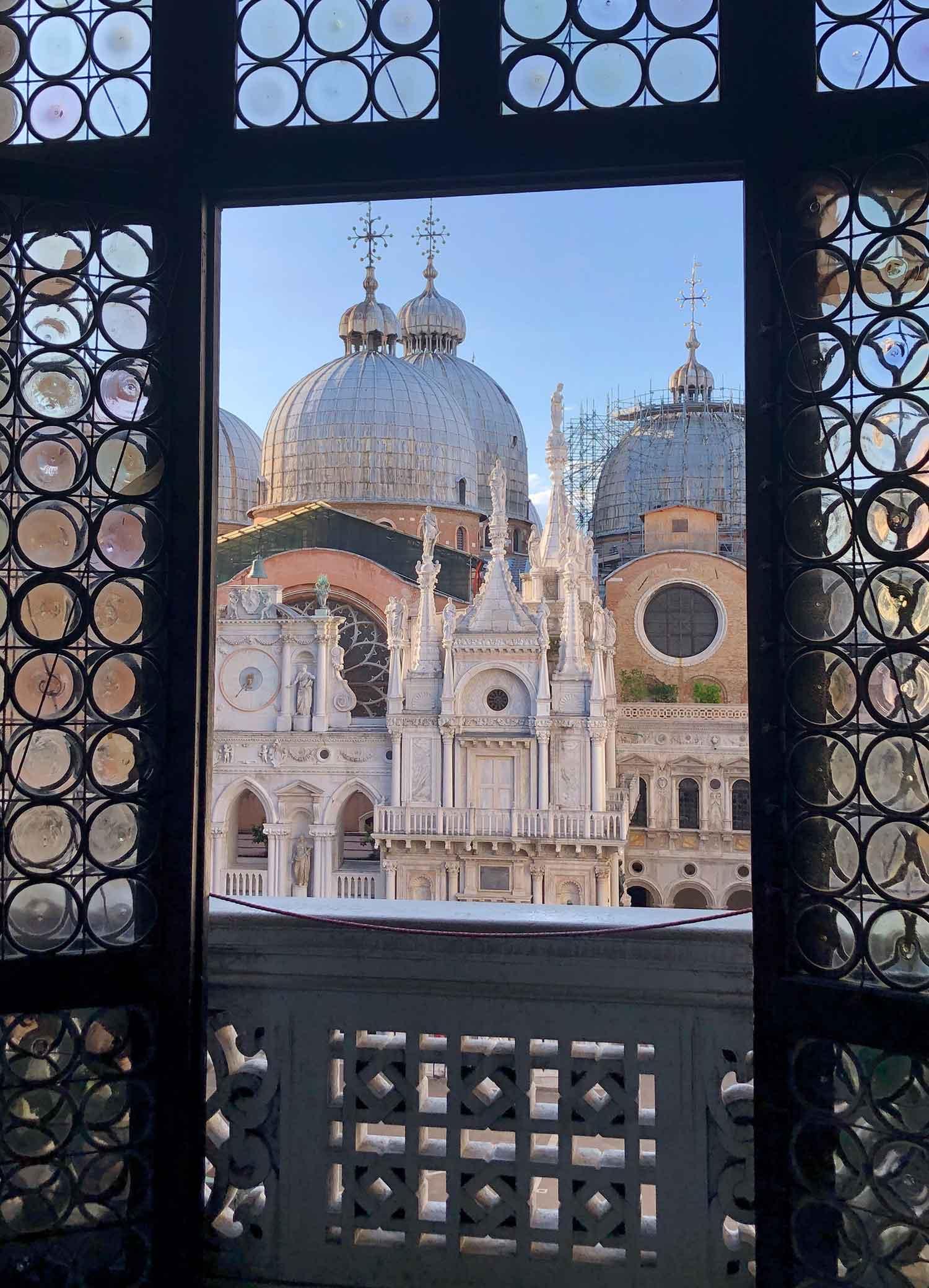 Inside Doges Palace Tour Venice Italy