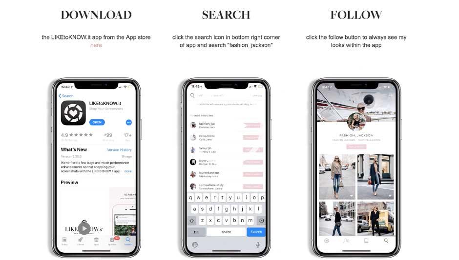 LTK how to screenshots iphone