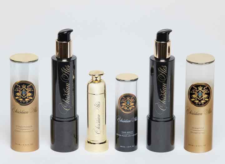 Christian Iles complete luxury haircare collection